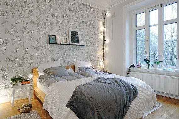 Decorar habitaci n matrimonial peque a buscar con google for Dormitorio matrimonio joven