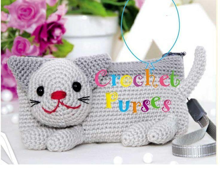 Resultado de imagen para gato ensombrerado tejido a crochet ...