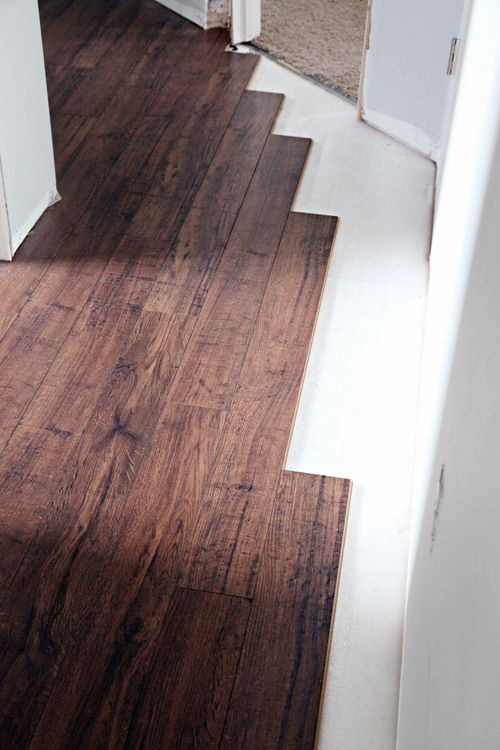 Do It Yourself Floating Laminate Floor Installation Laminate Flooring Flooring Floor Installation