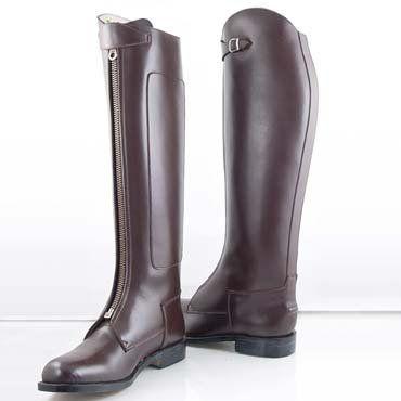 Amazon.com: Hispar Lady Ladies Women Invader-1 Polo Boots ...