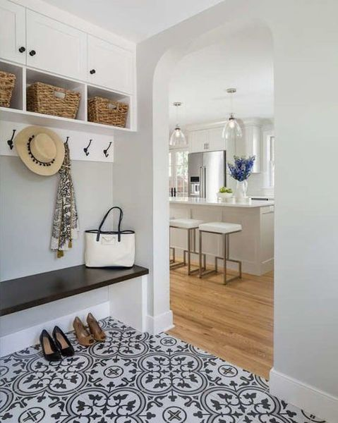 Flooring Ideas That Would Make A Difference In 2020 Entryway