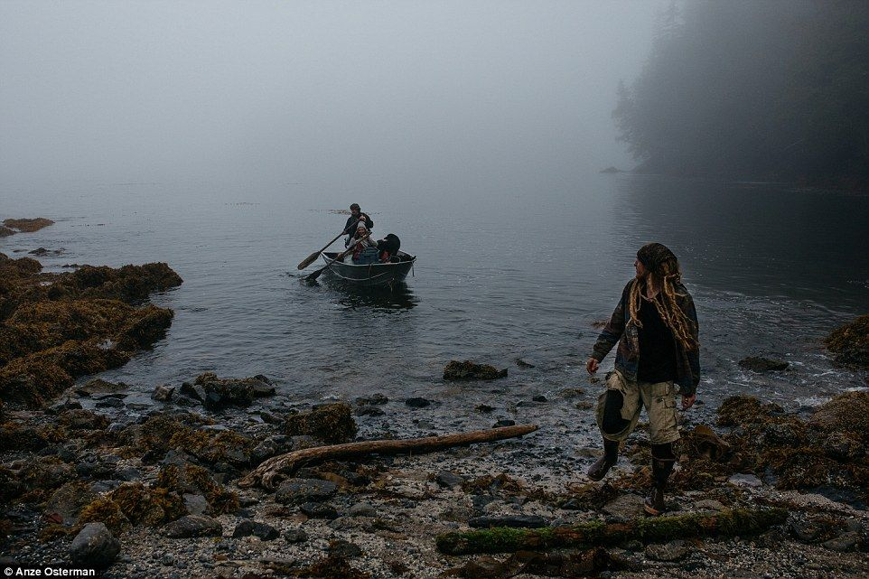 Photographer captures life on a remote Alaskan Island
