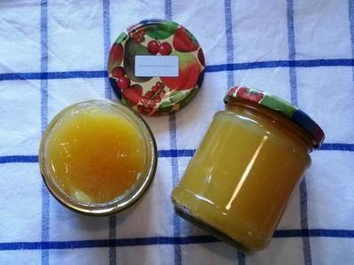 Mango-Birne-Apfel-Marmelade #Äpfelverwerten Mango-Birne-Apfel-Marmelade - Rezept - kochbar.de #Äpfelverwerten