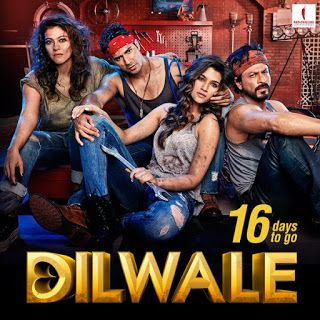 Download Film Dilwale 2015 Bluray 720p Subtitle Indonesia