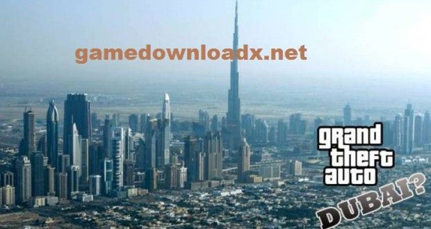 GTA Vice City Dubai Game Free Download | Download Free Games