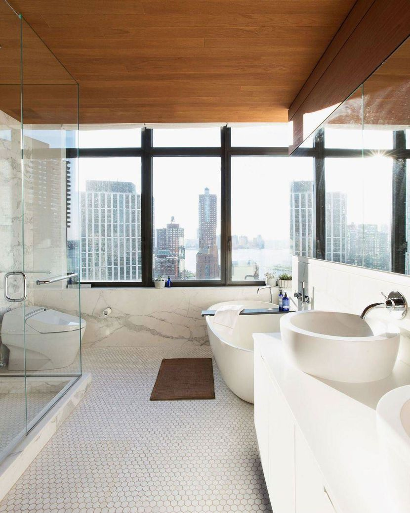 A Compete Guide To The Best Bathrooms On Instagram Dizajn Vannoj Rekonstrukciya Vannoj Kosmeticheskij Remont Vannoj Komnaty