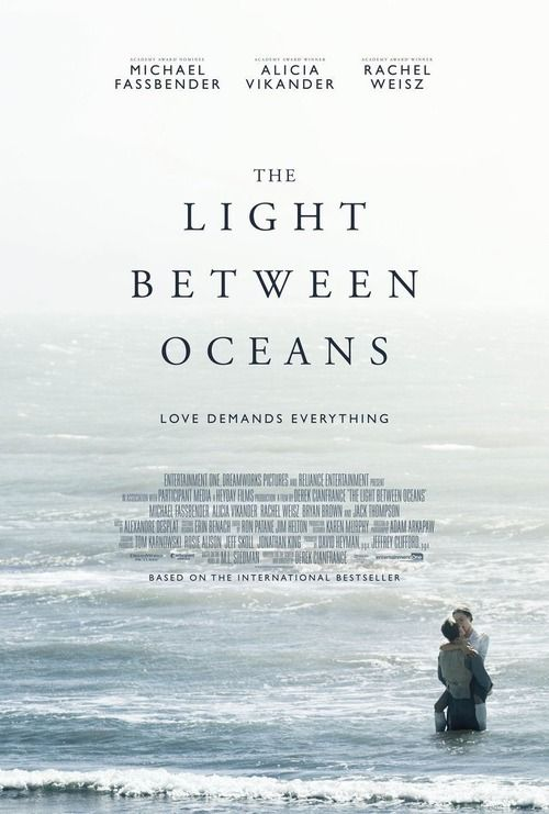 The Light Between Oceans Dvd Release Date With Images The Light Between Oceans Ocean S Movies Romance Movies