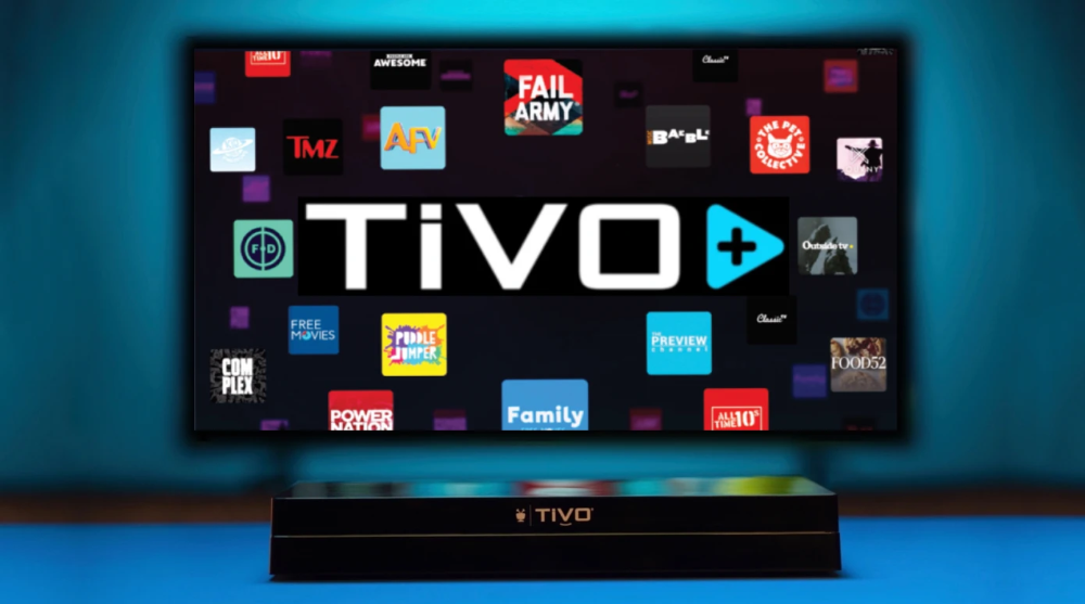 TiVo's adsupported streaming service, TiVo Plus, launches