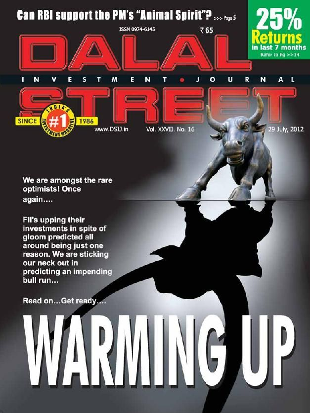 Dalal Street Investment Journal  Magazine - Buy, Subscribe, Download and Read Dalal Street Investment Journal on your iPad, iPhone, iPod Touch, Android and on the web only through Magzter