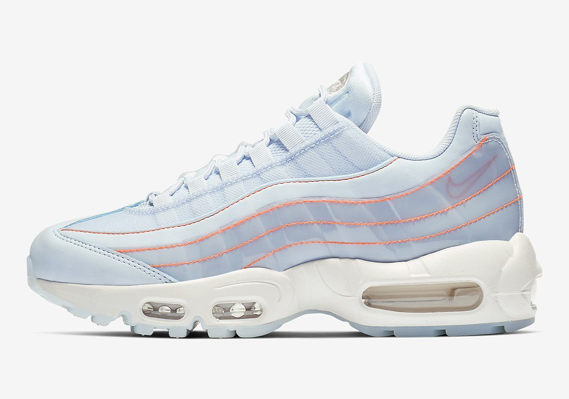 370912c7cc1 Nike Air Max 95 Womens 918413-400 Release Info  thatdope  sneakers  luxury   dope  fashion  trending