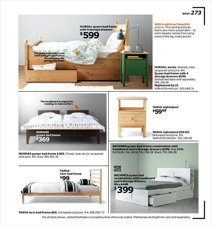 Catalogue Of Deals From Ikea Queen Bed Frame Ikea Bed Frame