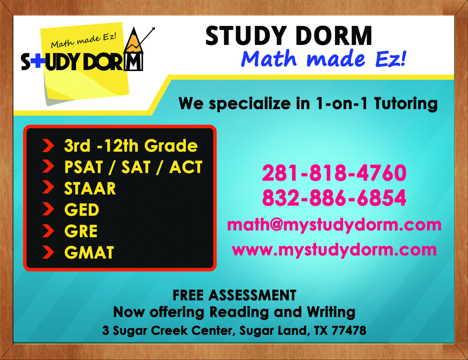 math tutoring flyer products i love math flyers tutoring flyers