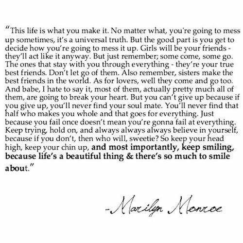 Marilyn Monroe♥♥
