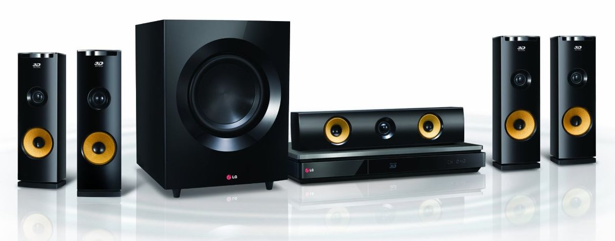 Lg bh9230bw 91 ch bluray home theater system with