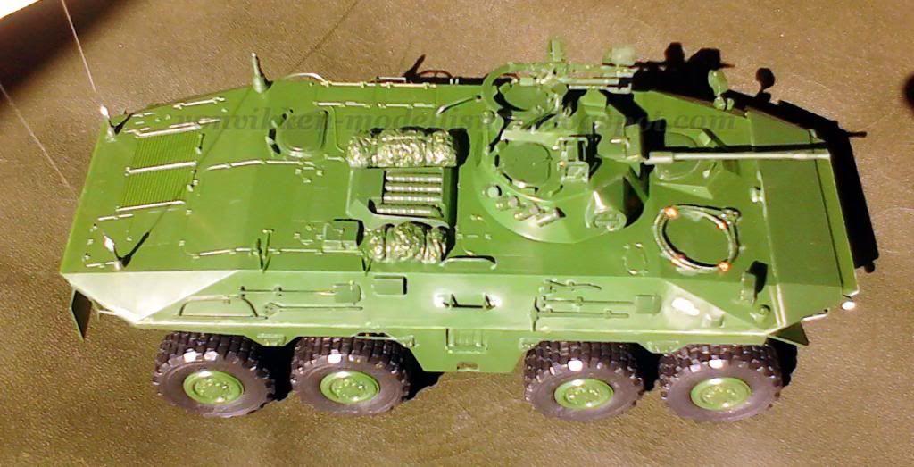 Von Vikken - modellismo statico: Spähpanzer 2 Luchs - Assembling #VonVikkenModellismo