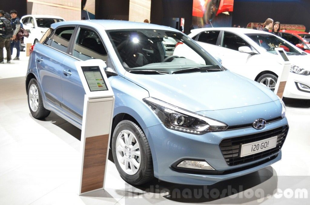 Hyundai I20 Facelift Euro Spec Due In Early 2018 Report
