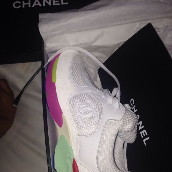 Chanel sneakers 2016 Brand new Chanel
