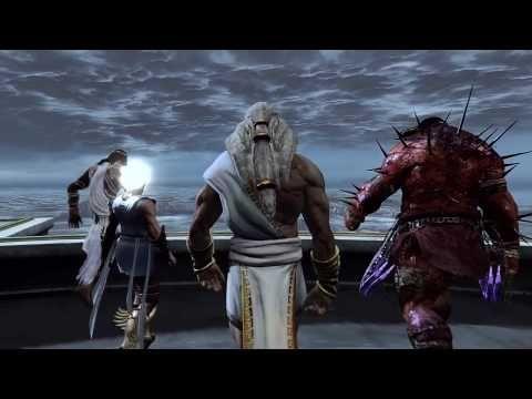 God Of War 3 Part 1 Of 35 Mitologia Grega Mitologia