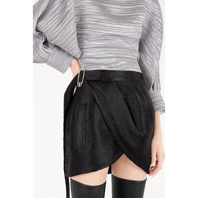 2edeb91f97b4c7 View 3 - Women - Fine Pleats Wrap Skirt Women Ready to wear Skirts | LOUIS  VUITTON