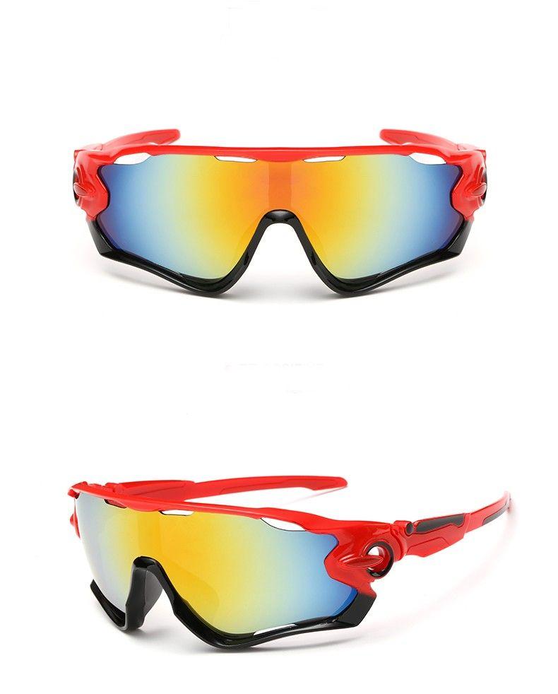 587cfc06d8 Fake Oakley Sunglasses jawbreaker red black frame fire lens Sunglasses Store
