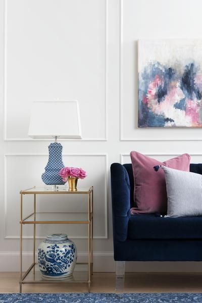 Libra Lamp Blue And Pink Living Room Blue Living Room Pink Living Room