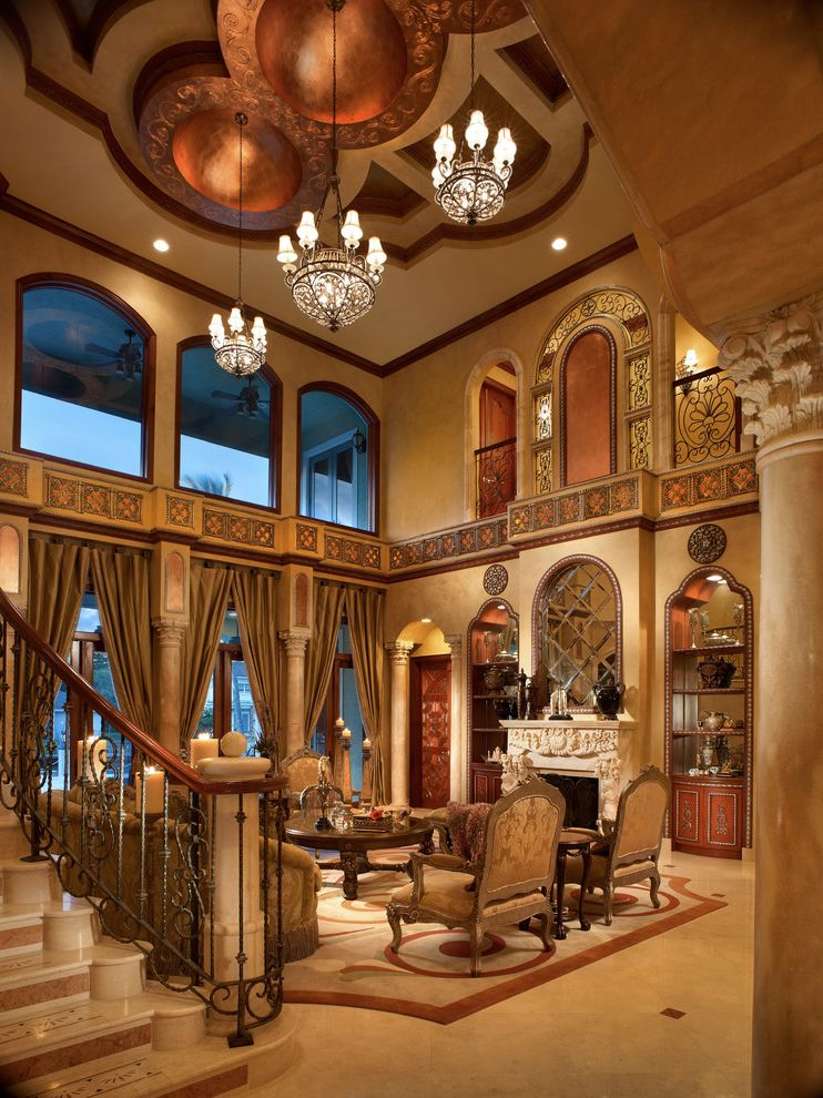 Classic And Luxury Living Room In Indian Theme  Indian Style Impressive Indian Living Room Decor Review