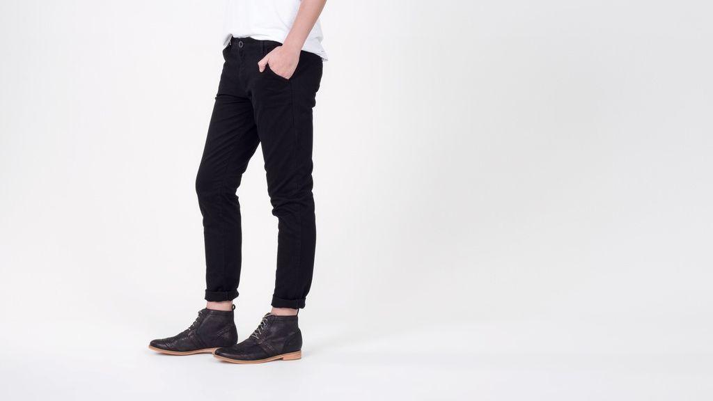 RVCA Black Uplander Pants Chinos | Wildfang - Tomboy Style + Culture | WILDFANG