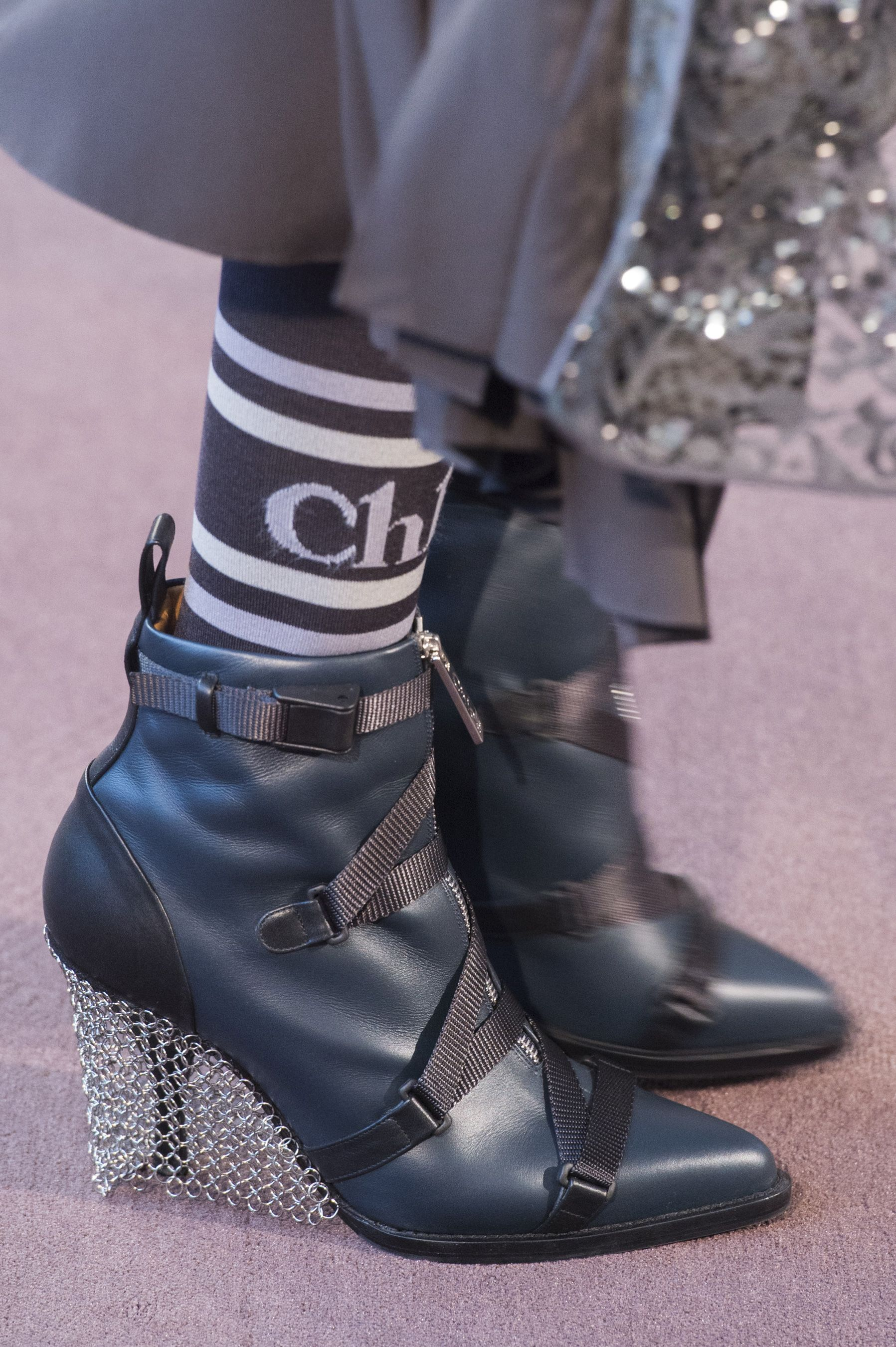 Chloe Fall 2018 Fashion Show Details