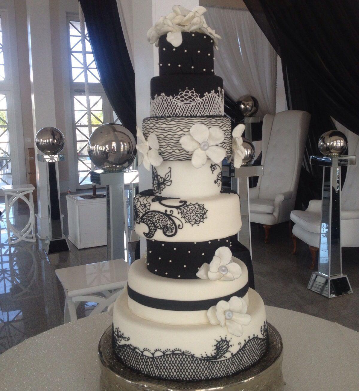 Modern Wedding Cakes: Very Modern Wedding Cake Created By Cynthia's Cakes By