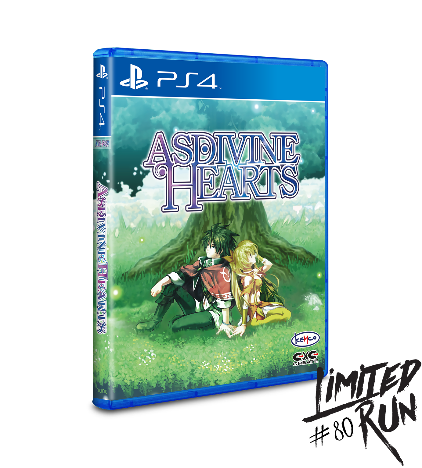 Asdivine Hearts Limited Run 80 PlayStation 4 Ps4