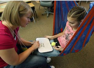 A particular type of play-focused behavioral therapy called Early Start Denver Model (E