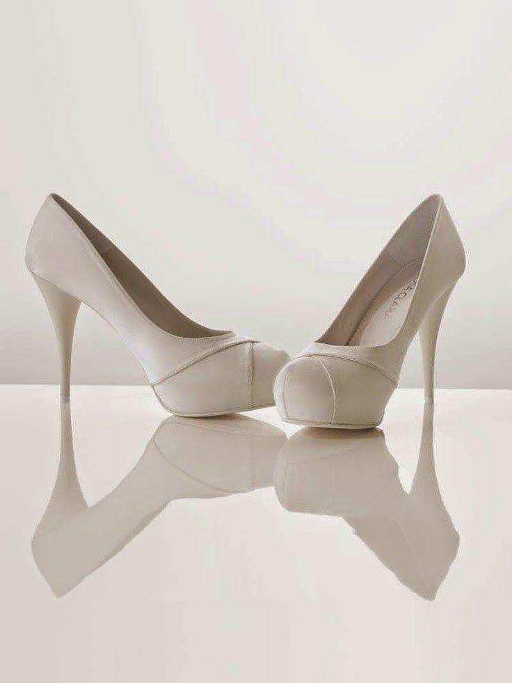 fabulosos zapatos de novia para boda civil | imágenes de zapatos de