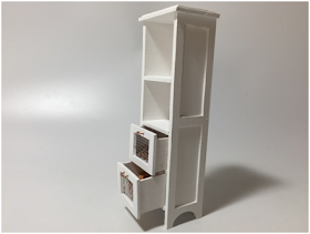 Dollhouse Miniature Furniture - Tutorials | 1 inch minis: LYNN'S CRICUT MAKER TUTORIAL #dollhouseminiaturetutorials