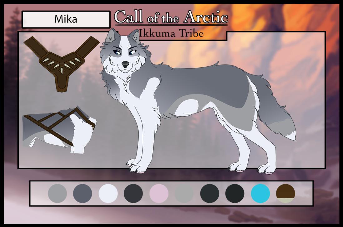 Mika/CotA/Swing Dog by Anime