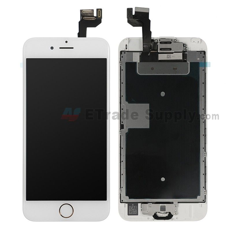 For apple iphone 6s lcd screen and digitizer assembly with