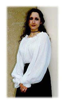 Renaissance Chemise & Dresses