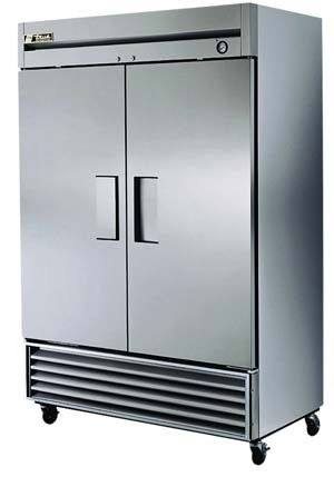 True T 49 Dt 54 Dual Temp Stainless Steel Reach In Refrigerator