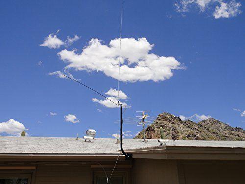 Sirio Antenna Boomerang A 27-28 5Mhz Base Antenna Review   CB & Two