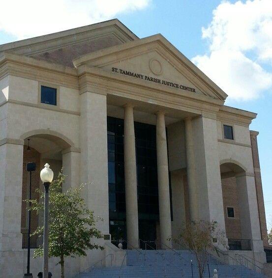 Apartments In Covington La: St. Tammany Parish Court House Covington, Louisiana Photo