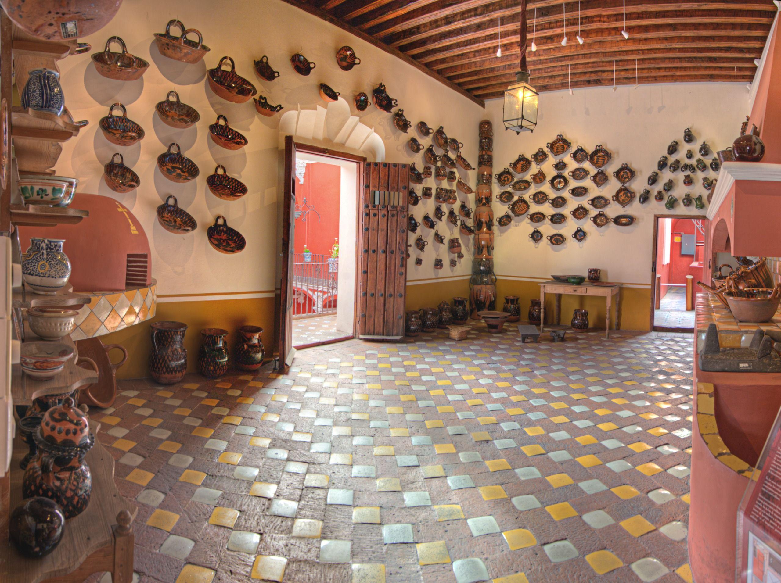 Cocina de la casa de alfe ique lugares para visitar for Casa paulina muebles y decoracion