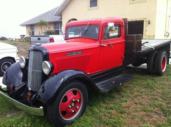 1935 Dodge truck for sale not mine - Dodge Trucks - AACA Forums