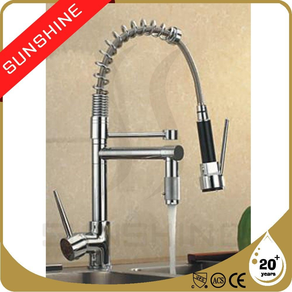 Watermark German Two Way Industrial Kitchen Faucet - Buy Industrial ...