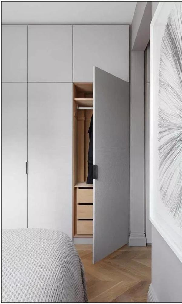 Haus - Schlaf- und Ankleidezimmer