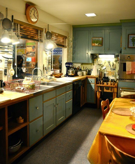 Learn Kitchen Design: 5 More Things We Can Learn From Julia Child's Kitchen
