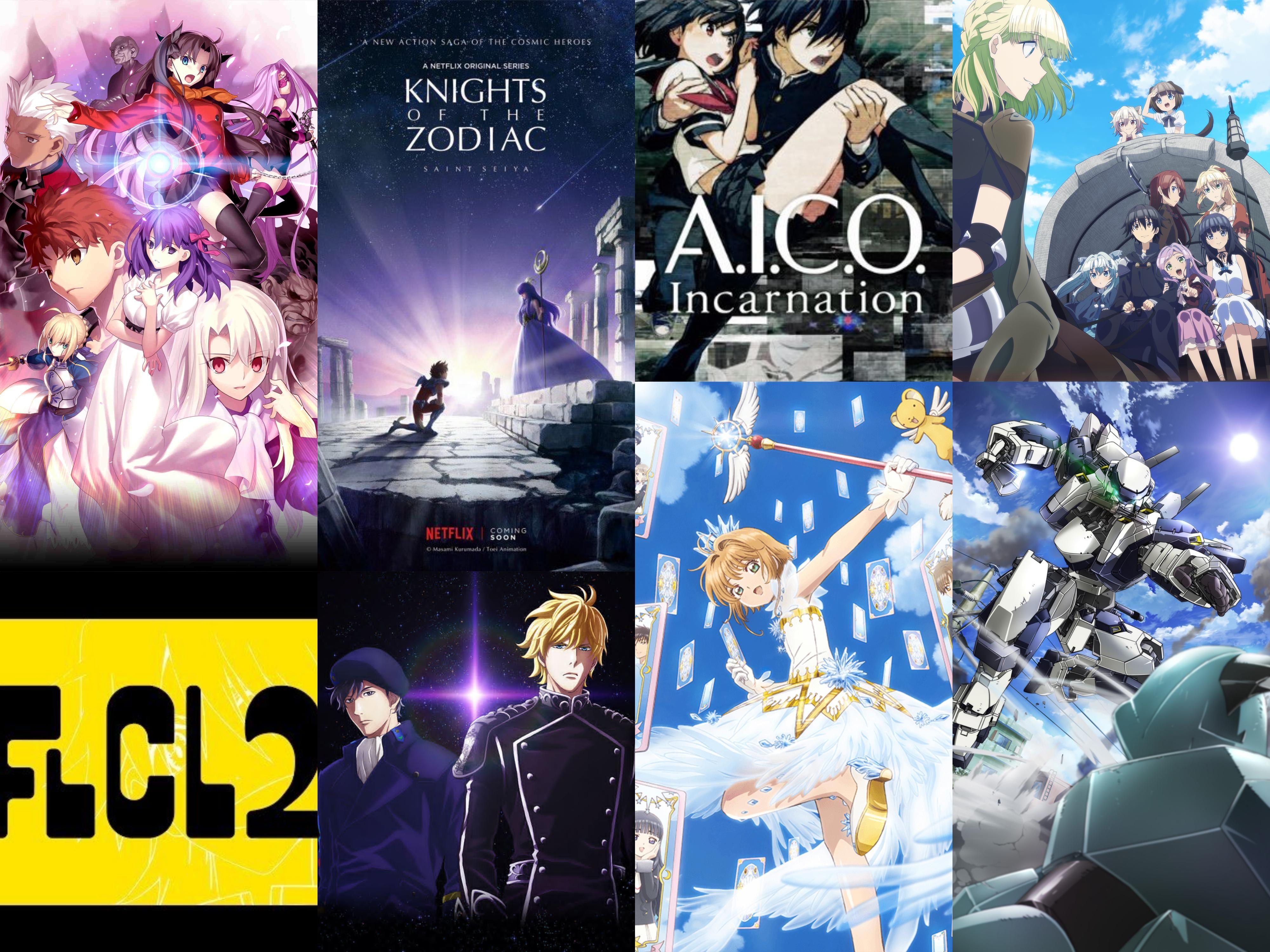 NETFLIX THE NEW ANIME OF 2019 Netflix, Anime, Movies