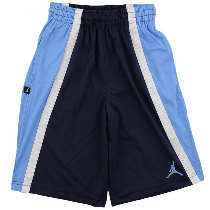 The Air Jordan Youth Baseline Shorts are available on City