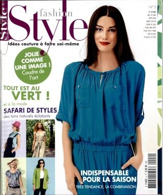 Fashion and style magazines 29