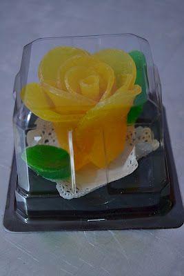 GUBAHAN HANTARAN @ Tinaju Creation & Services @: Door Gift- Agar-agar Kering Ros