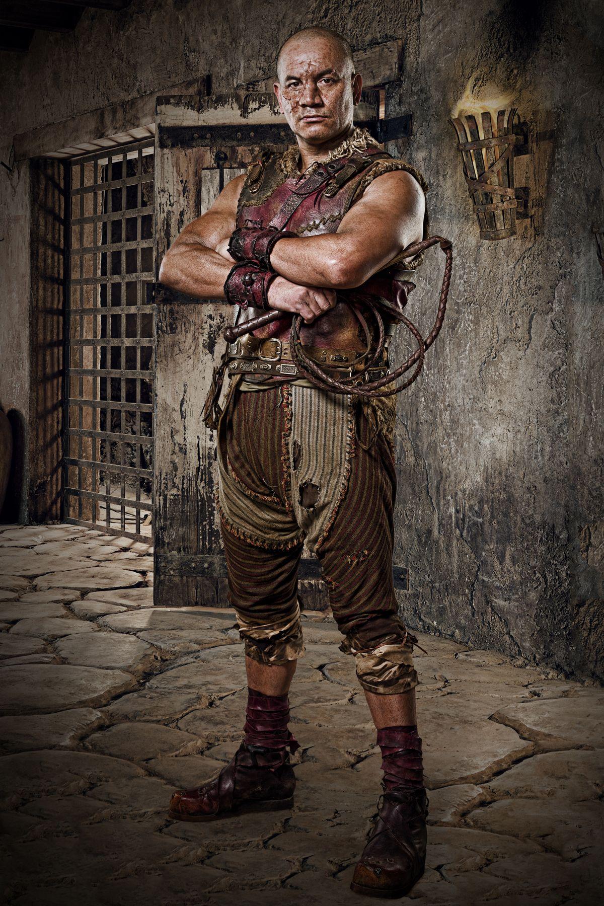 Spartacus - Season 2 - Gods of the Arena Promo | Spartacus ...