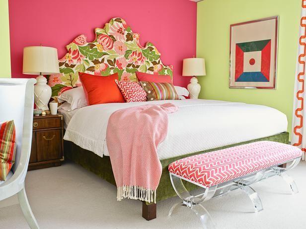 Inside Sarah Richardson\'s Colorful Home | Hgtv, Color paints and ...